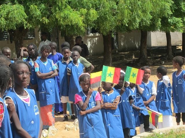 Impressionen aus dem Senegal