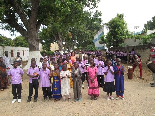 vImpressionen aus dem Senegal