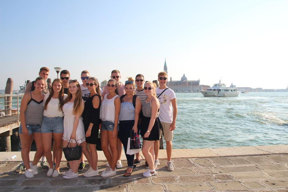 Venedig macht glücklich!
