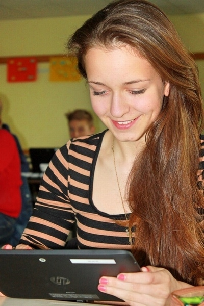 Tablet als digitales Schulheft - Lernen mit mobilen Endgeräten im Tablet-Klassenraum-Konzept (TKL-02)