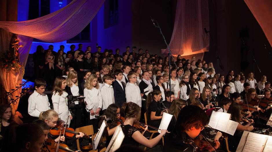 Orchester- und Chorfahrt