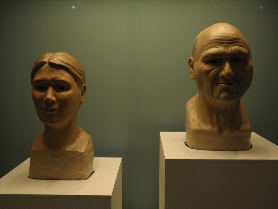 Gesichtsrekonstruktionen nach modernsten Methoden der Gerichtsmedizin