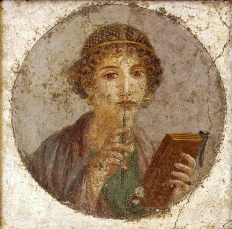 Notizen gehörten schon damals auf die tabula, quasi das Römertablet