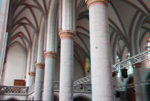 Die Aachener Citykirche - kurz vor dem Auftritt unserer Musiker
