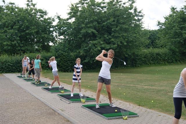 Golf-AG in Eschweiler