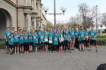 1., 2., 3., 4. Platz: HGG-Marathonis erstmals erfolgreichstes Schulstaffel-Team in NRW