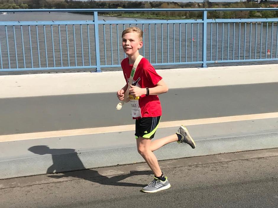 Ein 10-km-Talent beim Erststart: Weiter so!