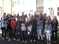 Schulpartnerschaft mit Nitra 2011