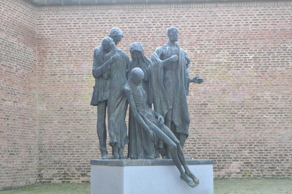 Mahnmal für die Opfer des Holocaust in Theresienstadt
