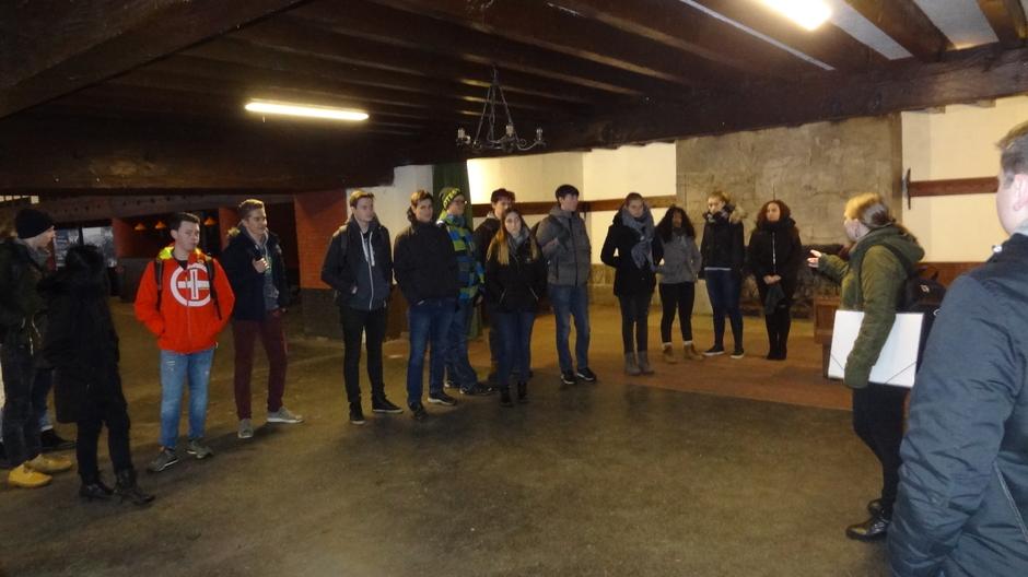 Besuch der ehemaligen Ordensburg Vogelsang