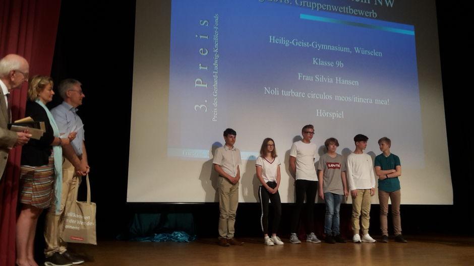 Bundeswettbewerb Fremdsprachen - Latein
