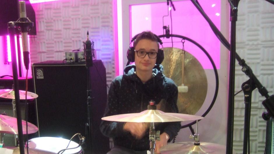 Im Schlagzeugkeller