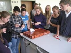 Aus dem Unterricht: Gemeinsam nach Lösungen suchen