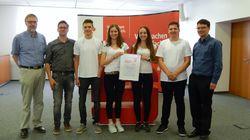 HGG gewinnt erneut den DGPS 2017 in der Städteregion Aachen