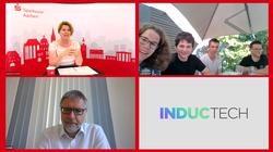Deutscher Gründerpreis für Schüler 2021