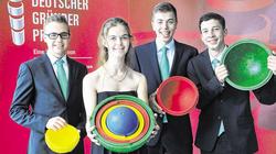 Deutscher Gründerpreis geht an Würselen