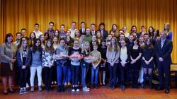 Neujahrsempfang am Heilig-Geist-Gymnasium