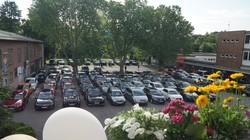 "Ganz großes ""Autokino: Abiturfeier 2020"