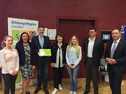 HGG wird mit dem Berufswahl-Siegel 2016-2019 ausgezeichnet…