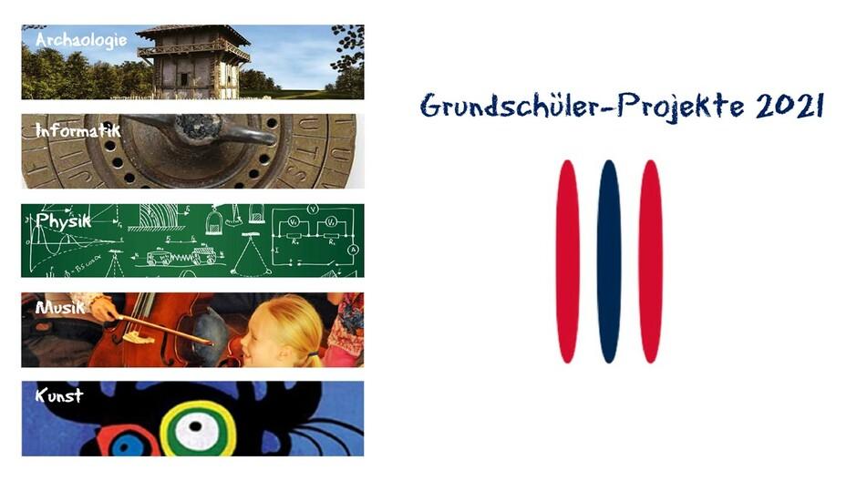 Grundschüler-Projekte am 06.11.21