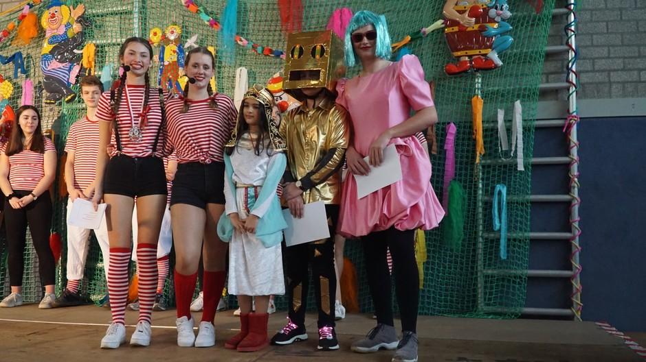 ...dann stehen die diesjährigen Gewinner des Kostümwettbewerbs fest.