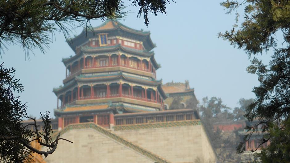 Besuch aus Ruichang