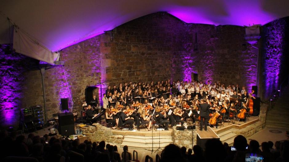 Konzertreise des Oberstufenchores und des Orchesters ...