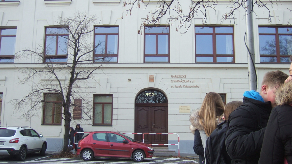 Schulaustausch mit unserer Partnerschule in Nitra