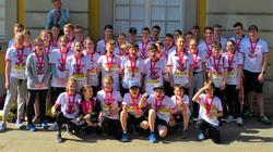 Mit Marathon-Schulrekord zum 3. Platz