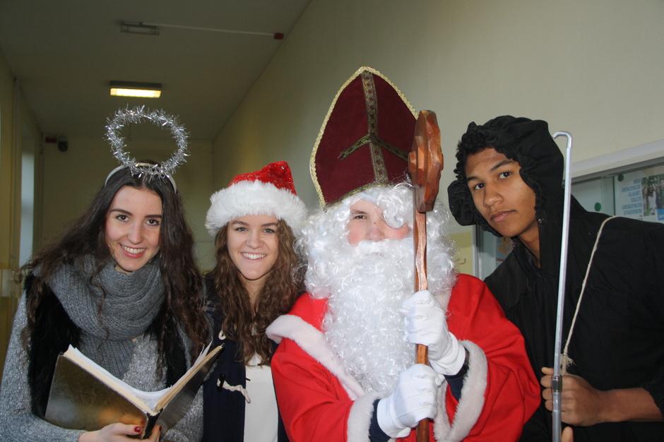 Die Nikolaus-Crew